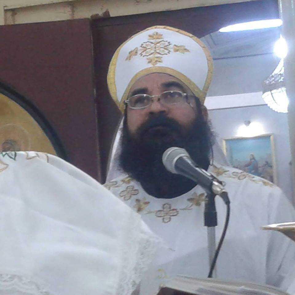 اوشية الانجيل القمص يسطس وديع