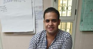 هاني نصر ابن كنيسة الشهيدة دميانه يطلق شركة دفع الكتروني